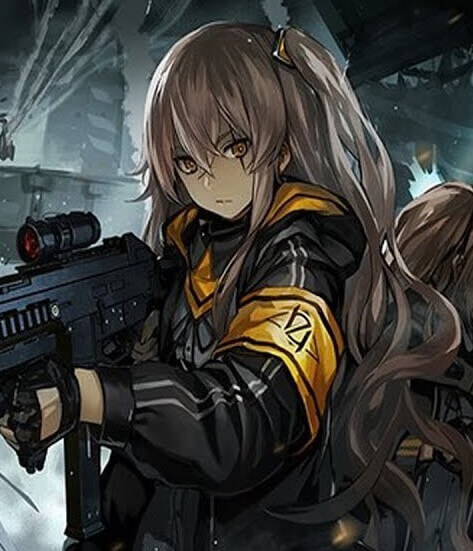 Girl's Frontline